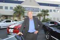 John Luft, president of Shelby American, is refocusing the company on selling more parts to modify Mustangs, whether they're Shelbys or not