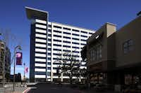 The Encana Oil & Gas building on the Dallas North Tollway sold at a record.
