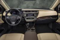 The Avalon is luxurous inside and roomy front and back.