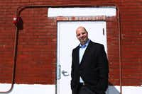 Entrepreneur Robert Sabella has started a business incubator that focuses on near-field communication technology.