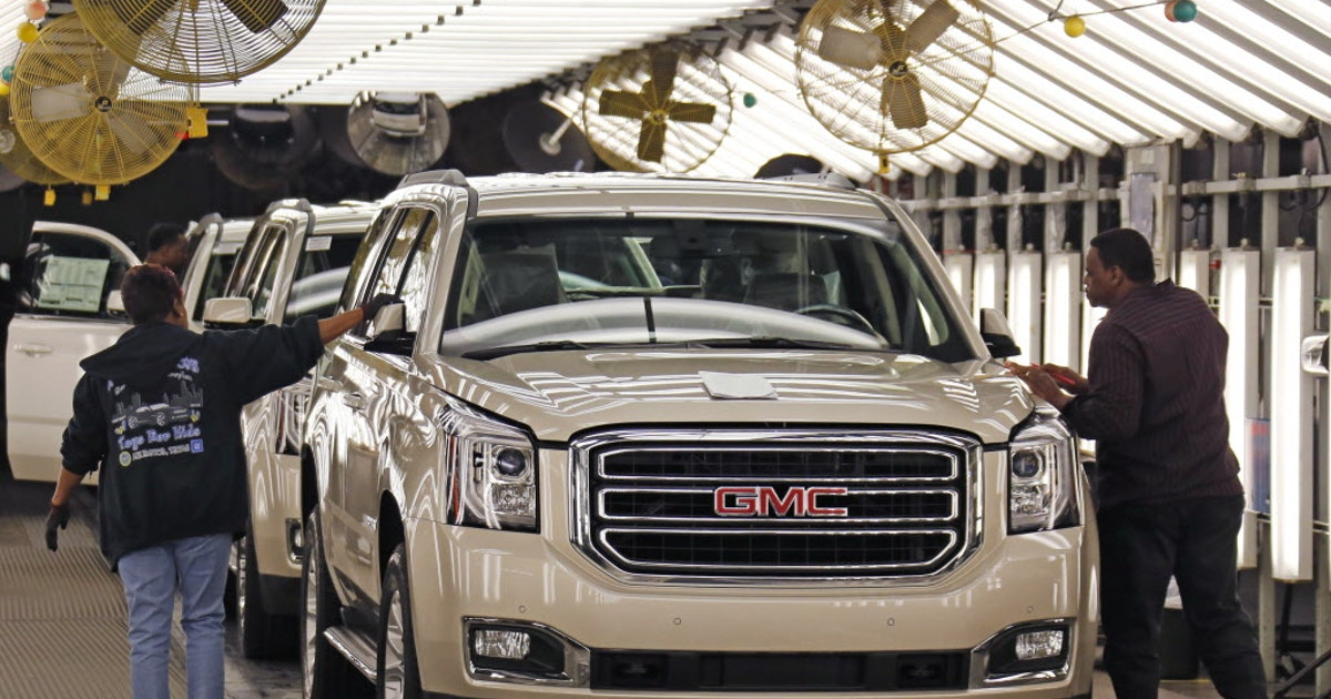 General motors ceo visits north texas to consider 1 2 for General motors jobs dallas tx