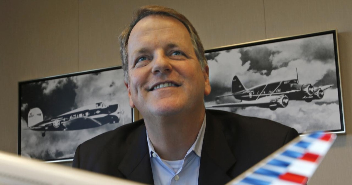 American Airlines Ceo Gives Up His Salary But Isn T Going