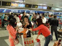 Chinese tourism from airports such as Haikou Meilan International in southern China has been surging in recent years.