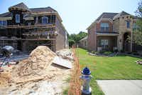 """The purchase of LionsGate Homes """"represents a significant expansion for us in the D-FW area,"""" says Drew Mackintosh, Ryland Group's vice president of investor relations."""