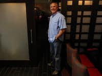 Eric Affeldt, CEO of ClubCorp, is working to transform its clubs from stodgy to hip.  The Cellar at the GlenEagles Country Club in Plano has noticed an upswing in business lately, and a recent Friday, June 27, 2014, happy hour drew a good crowd.  (Mona Reeder/The Dallas Morning News)(Mona Reeder - Staff Photographer)