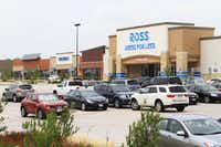 Ross and Five Below stores will open soon near a Kohl's at Rayzor Ranch Marketplace.