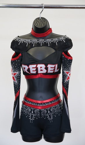Photos: Rebel Athletic cheer outfits 'Madonna' in Madonna ...