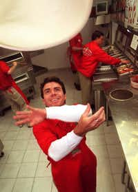 For Papa John's founder John Schnatter, it wasn't pie in the sky but hard work that established his pizza chain.