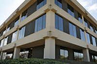 An office complex on E. John Carpenter Freeway in Las Colinas is getting a spruce-up for new tenants.
