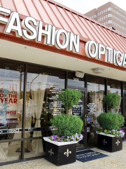 20c2fffea3 Dallas Fashion Optical shop owner launches sunglasses collection ...