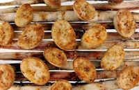Eat this: Oven-roasted potatoes(File - Juan Garcia)