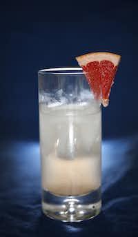 Wild Mind cocktail(Jae S. Lee - Staff photographer)