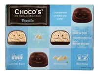Choco's Vanilla Ice Cream Bon Bons