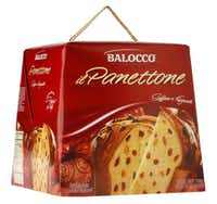 Balocco il Panettone, $7.99, from Jimmy's Food Store.(Evans Caglage)