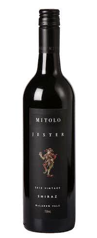 Mitolo Jester 2010 Shiraz(Evans Caglage - Staff Photographer)