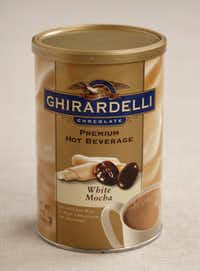 Ghirardelli Chocolate Premium Hot Beverage White Mocha