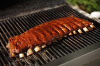 If you slow-cook ribs in the oven before placing them on the grill, you minimize the chances for flare-ups.