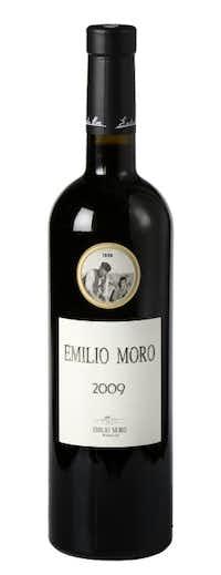 Emilio Moro 2009 Ribero del Duero(Evans Caglage - Staff Photographer)