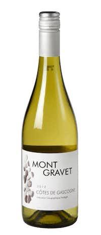 Mont Gravet 2012 Cotes de Gascogne(Evans Caglage - Staff Photographer)