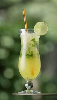 The Passion Mojito from Asian Mint