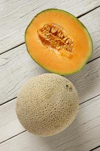 Perfect cantaloupe has candy-sweet flavor and an almost creamy texture.Evans Caglage  - Staff Photographer
