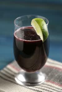 Hibiscus (Jamaica) Margarita includes agua fresca and tequila.