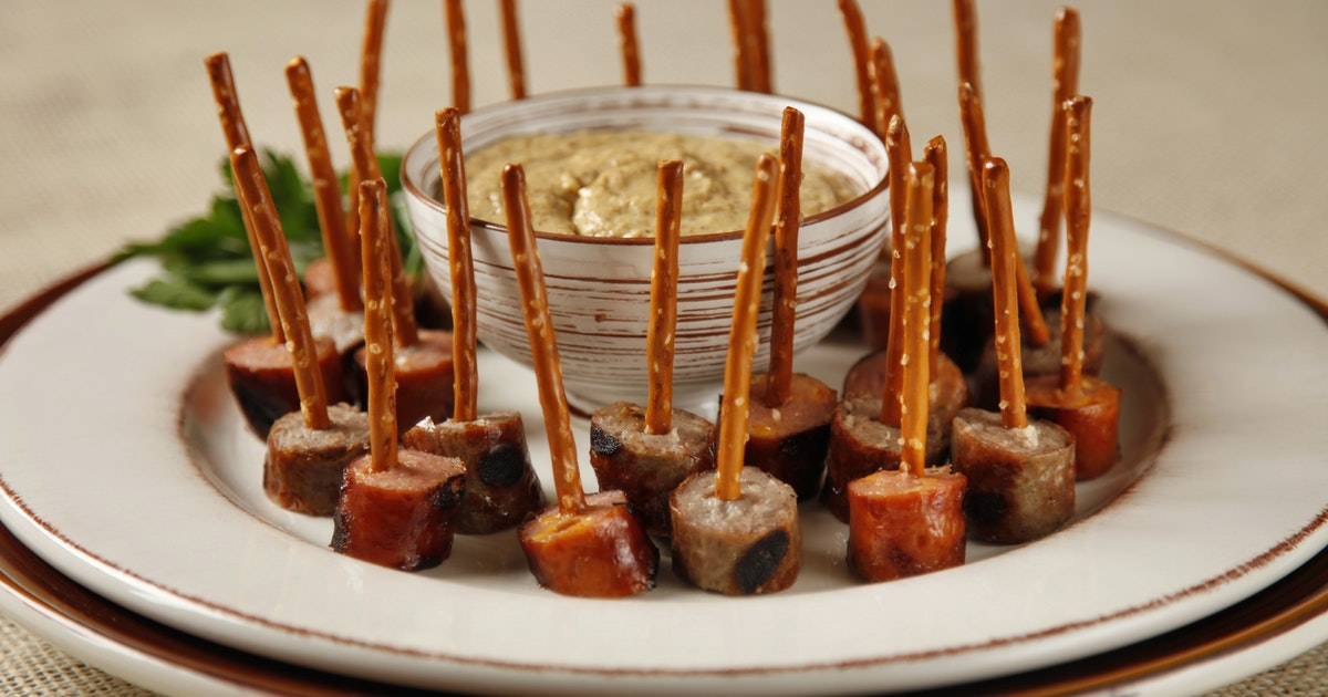 Make This Oktoberfest Appetizer For A Crowd Cooking