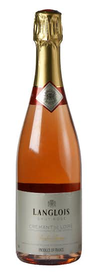 Chateau Langlois, Brut Rosé Saumur, NV, France.  Panelists found this Loire Valley sparkler's texture, fruit, acidity and minerality a nice match for the pork.Evans Caglage - Staff Photographer
