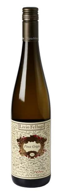 Livio Felluga Pinot Grigio, Colli Orientali del Friuli-Venezia-Giulia, 2012, Italy. This wine shows more depth and texture than most pinot grigios. It's fruity and relatively full-bodied, yet refreshing.Evans Caglage  -  Staff Photographer