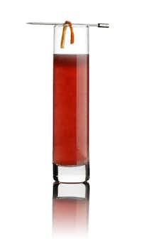 Skinny Pomegranate Cocktail