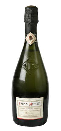 Carpenè Malvolti Extra Dry Prosecco di Conegliano Valdobbiadene Superiore DOCG, NV, Italy. $14.99; Spec's, Central Market, Wine Cellar at Starwood in Frisco, select Goody Goody stores, Pogo's, McKinney Wine Merchants and Jimmy's Food store