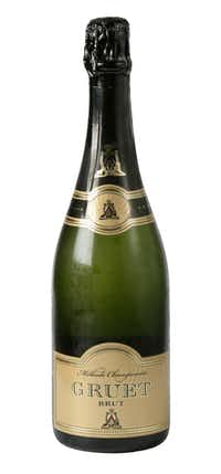 Gruet Brut, NV, New Mexico. $11.99 to $15.99; Pogo's, Spec's and Central Market; select Goody Goody, Sigel's, Tom Thumb and Whole Foods Market stores