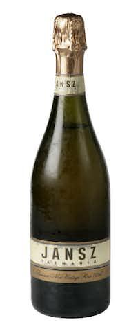 Jansz Premium Non-Vintage Rosé, Tasmania. $20.89; Spec's and Las Colinas Beverages(Evans Caglage - Staff Photographer)