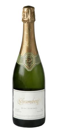 Schramsberg Blanc de Blancs Brut 2008, California. $29.99 to $31.99; Dallas Fine Wines and Spirits on Oak Lawn, Domaine Wine Co. on Oak Lawn, Goody Goody on Oak Lawn, Dallas Central Market stores, Monticello Beer and Wine, select PK's, Pogo's, Spec's, Tom Thumb, Total Wine and Whole Foods Market on Abrams.