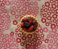 Double Chocolate Ganache TartletEvans Caglage - Staff Photographer