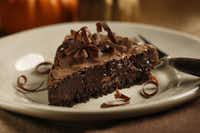 If it's fall, it's time for pecans, and that's the perfect reason to expand your Thanksgiving repertoire to include the Fudge Truffle Pecan Tart.