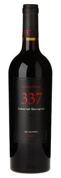 Noble Vines 337 Cabernet Sauvignon 2012, CaliforniaEvans Caglage  -  Staff Photographer