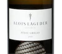 AloisLagerder Dolomiti 2011 Pinot Grigio