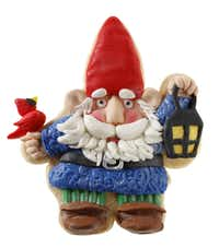 """Gnome"" for the Holidays, by Suzy Cravens."
