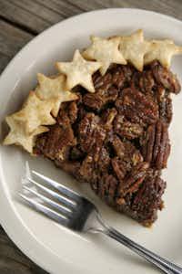 Texas Collection. Molasses Pecan Pie