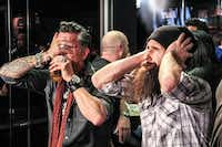 Rawlings (left) and colleague Aaron Kaufman have attracted a loyal following with their Fast N' Loud reality show on the Discovery Channel.( Jerry McClure  -  Special Contributor )