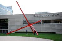 The Dallas Museum of Art was part of Friday's Spring Block Party in the Arts District.Alexandra Olivia - Special Contributor