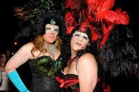No. 100: Be Part of the Mad Foolishness at the Cedar Springs Halloween Street Party(File 2013 - Special Contributor)