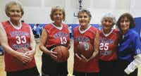 Shelly Whitlock coached  the 2010 Texas Challenge, an 80-plus-year-old basketball team. (( Courtesy of Whitlock family  - Staff Photographer)