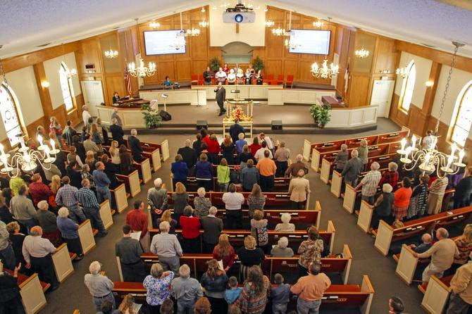 Toyota Of Rockwall >> First Baptist Church of Heath marks 140 years, looks to ...