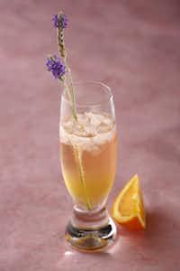 Sparkling Lavender Orange Whiskey( Tom Fox  -  Staff Photographer )