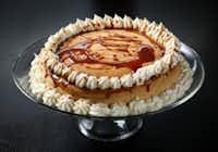 Kent Rathbun's pumpkin cheesecake is a perennial fall favorite.