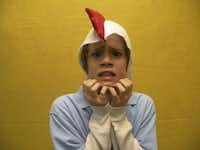"Fun House Theatre and Film presents ""The Chicken Who Wasn't Chicken"" at Plano Childrens Theatre from Feb. 23-26, 2012."