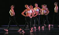 SMU Meadows Dance Ensemble's Fall Dance Concert ends Sunday at the Bob Hope Theatre.