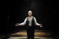 """Brian McEleney stars in """"King Lear,"""" a joint production presented by Dallas Theater Center and Trinity Repertory Company."""